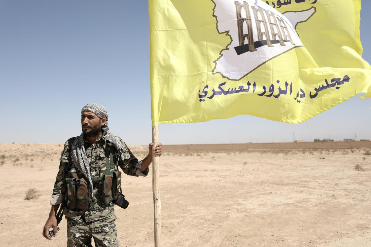 The future for Rojava and the Syrian Kurds after ISIS