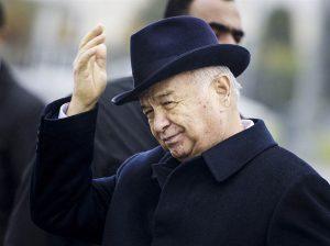 Uzbekistan's presidential transition