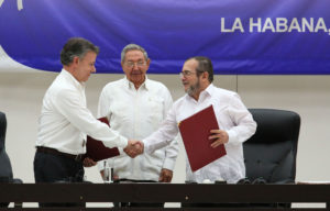 The new Colombia-FARC deal: when peace begets war