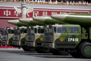America's eroding military position in East Asia