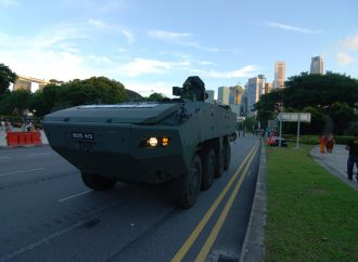 China-Singapore relations in seizure