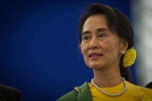 Myanmar divided