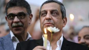 Egyptian journalist leader appeals jail sentence