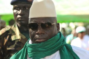 Tensions rise in The Gambia