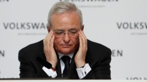 Former VW CEO faces parliamentary inquiry
