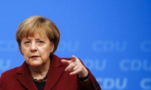 How long until Merkel enters campaign mode?