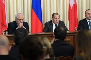 Iran, Russia and Turkey: the Syrian troika