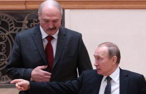 When friends quarrel: Belarus and Russia