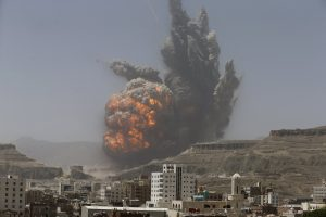 All talk no action: peace in Yemen
