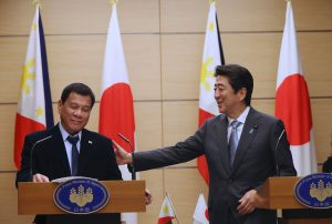 Bosom buddies? Japan and the Philippines