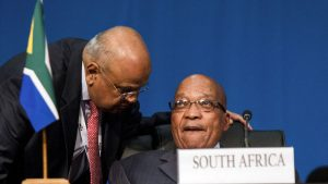 Elephants in the room: Zuma vs Gordhan