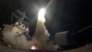 Trump flexes muscles, strikes Assad. What next?