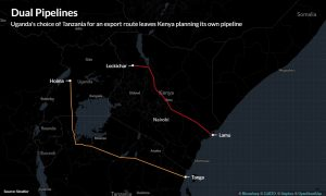 East African pipeline signing: Ugandan oil heading to market