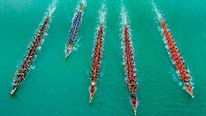 China's Dragon Boat Festival: millions celebrate traditional holiday