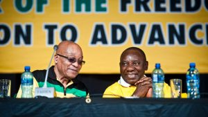 ANC leaders mull Zuma's future: Ramaphosa says party split 'not' happening