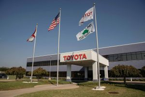 US car market tightens: Toyota reports earnings