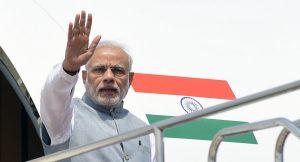 Indian PM Modi starts global tour