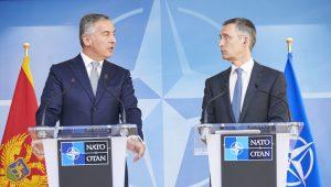 Montenegro becomes NATO's 29th member