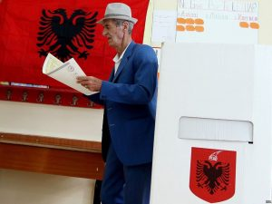 Albania faces parliamentary election