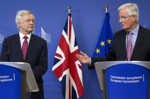 A new round of Brexit negotiations begins; questions over severance remain