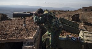 Another round of Syrian peace talks begins in Geneva