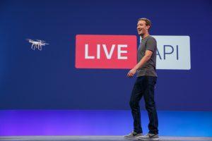 Media-conquering Facebook reports second quarter profits