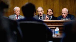 Paul Manafort testifies before Senate Judiciary Committee