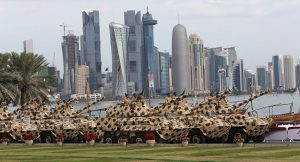 Qatar and Turkey complete joint military exercise