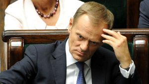Donald Tusk goes home to Poland for plane crash hearing