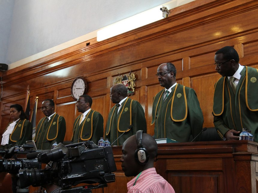 Kenya's top court to rule on validity of presidential election