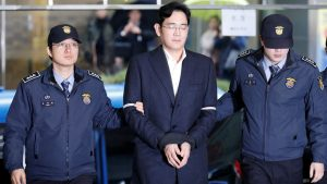 South Korean prosecutors to request sentence for Samsung chief