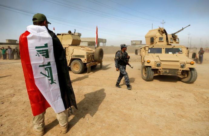 Trump frustrates own goals in Iraq