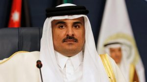 Qatari opposition figure holds controversial London conference