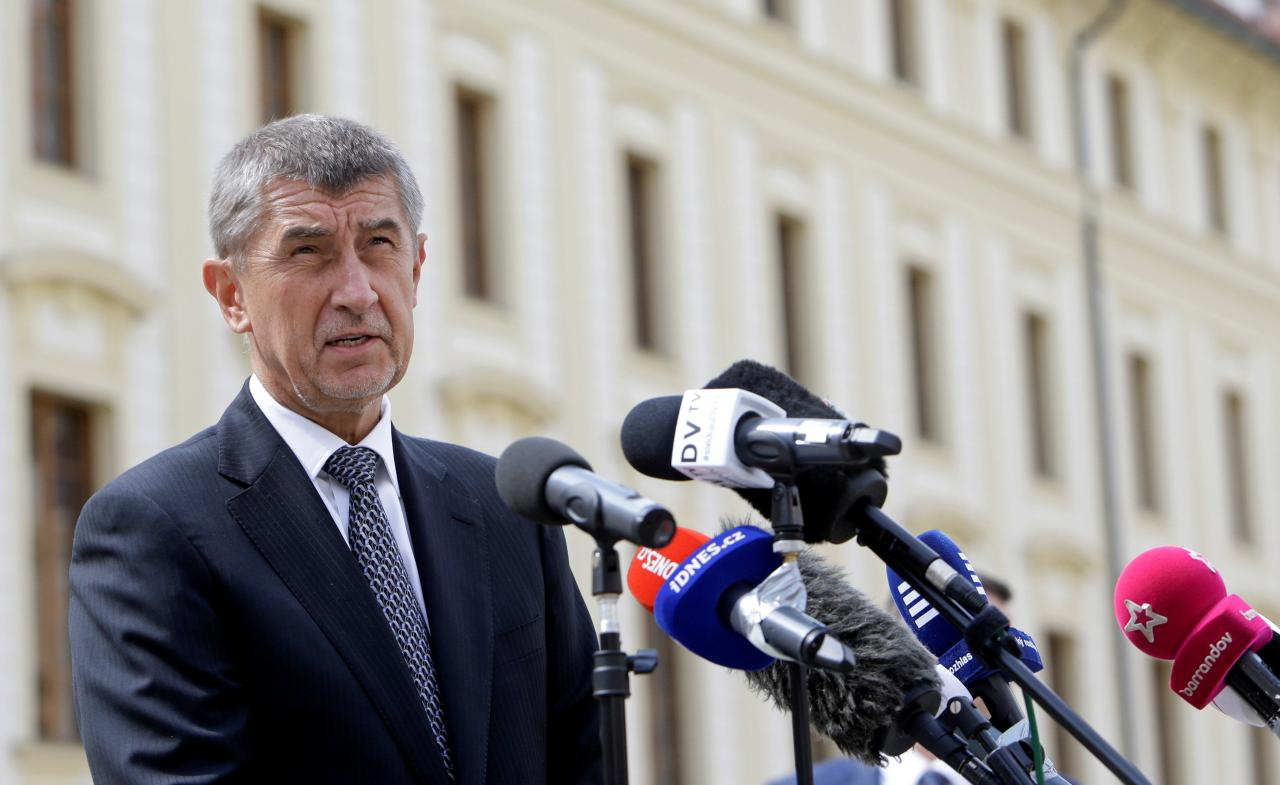 Billionaire populist Andrej Babis in box seat to form government in Czech Republic