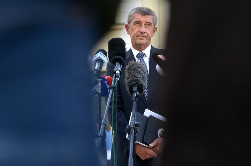 Czechs head to the ballot box with billionaire Andrej Babis topping the polls