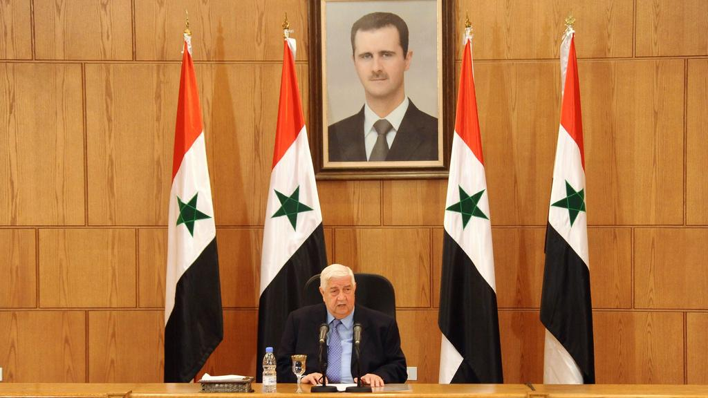 Syrian Foreign Minister Walid Muallem to visit Russia as regime makes gains