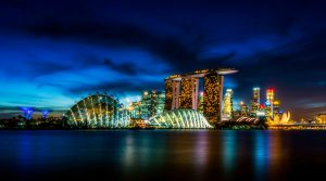 Honest broker? Singapore in the driver's seat