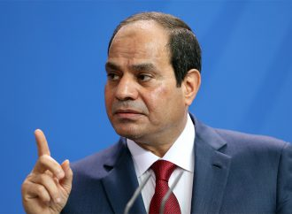 Egypt marks anniversary of revolution with protests against oppression