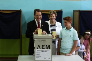 Republic of Cyprus votes in presidential election