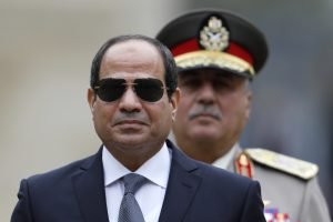 With just one candidate for March election, Egypt continues descent into authoritarianism