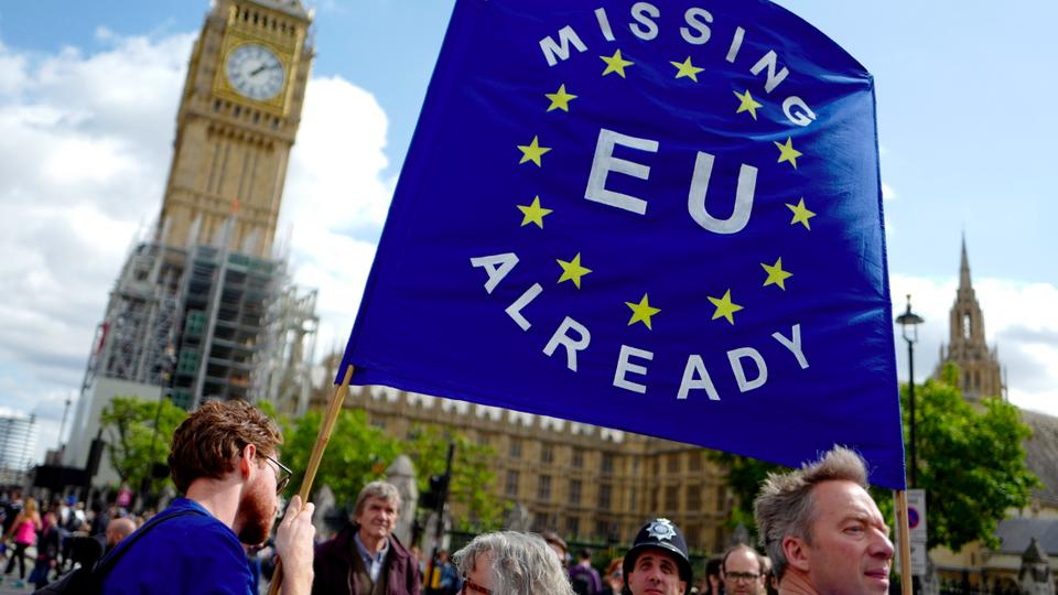 MPs back Brexit legislation, stiffer tests yet to come