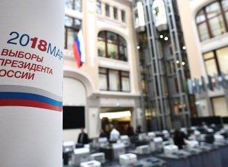 Campaigning for Russia's presidential elections gets underway