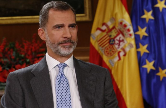 Spain's King Felipe to visit Barcelona for first time since independence referendum