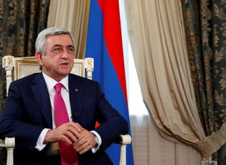 Armenia gets a new president but power remains with Serzh Sargsyan