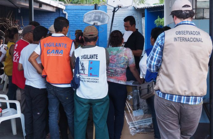 Youth-vote set to influence El Salvador's municipal and legislative elections