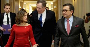 US delegation arrives in Peru for Summit of the Americas in renewed trade push