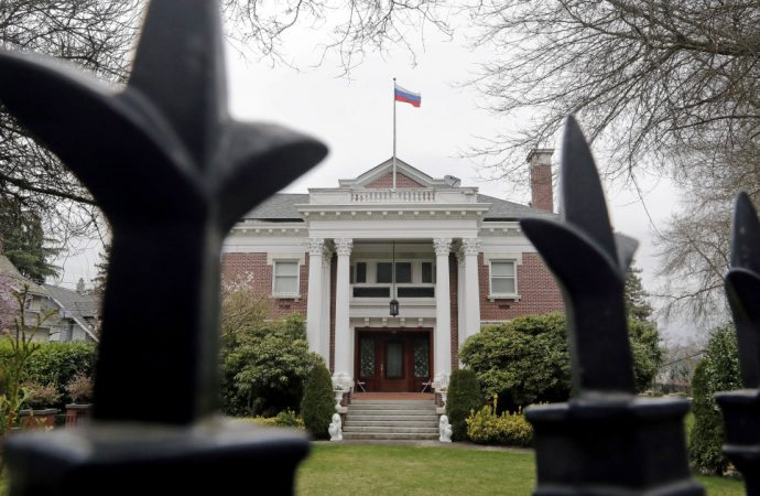 Russia to shut Seattle consulate Monday as relations with West sour further