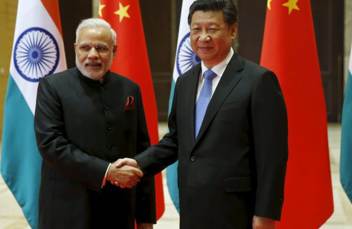 Narendra Modi and Xi Jinping discuss new Belt and Road investment in bilateral talks