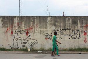 David vs Goliath – Australia Timor-Leste border treaty