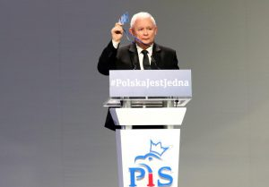 Poland's Law and Justice Party to reflect on two years of governance at congress